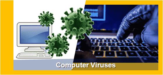 jenis jenis virus komputer terbaru