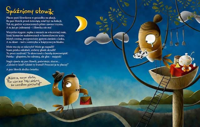 Polska Ilustracja Dla Dzieci Nowość Julian Tuwim Wiersze