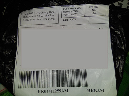 Post Office Tracking Package Shipping Delivery Hong Kong Post Airmail Delivery Time To Kuching Sarawak Malaysia
