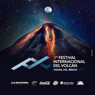 festival del volcán colima 2018