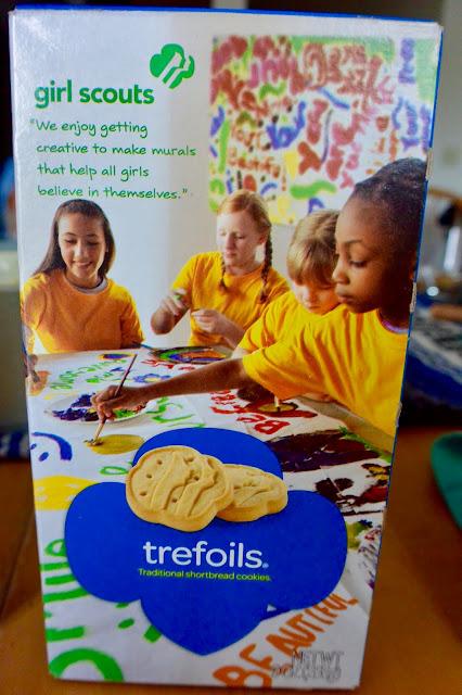 Trefoils.