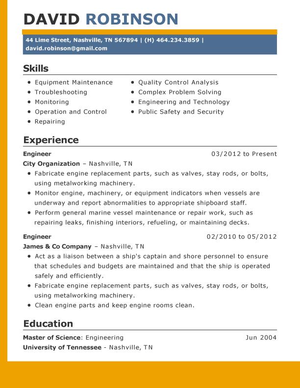 Proper Resume Format Updated Resume Formats Latest Resume Format - proper resume format examples