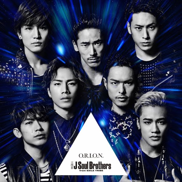 J Soul Brothers presenta O.R.I.O.N.