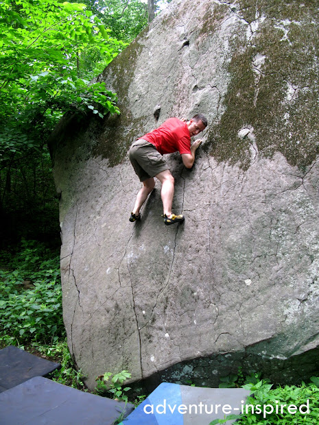 Governor Stable Weekend Bouldering