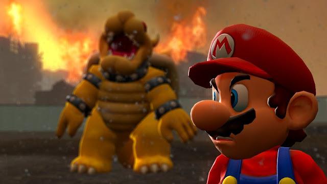 Mario e Luigi vs Bowser, uma briga que ultrapassou gerações