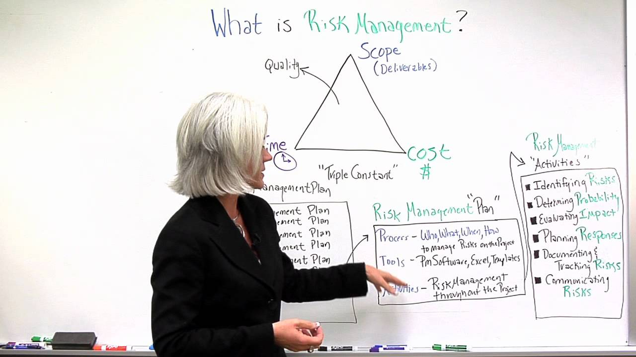 What Is Risk Management In Projects
