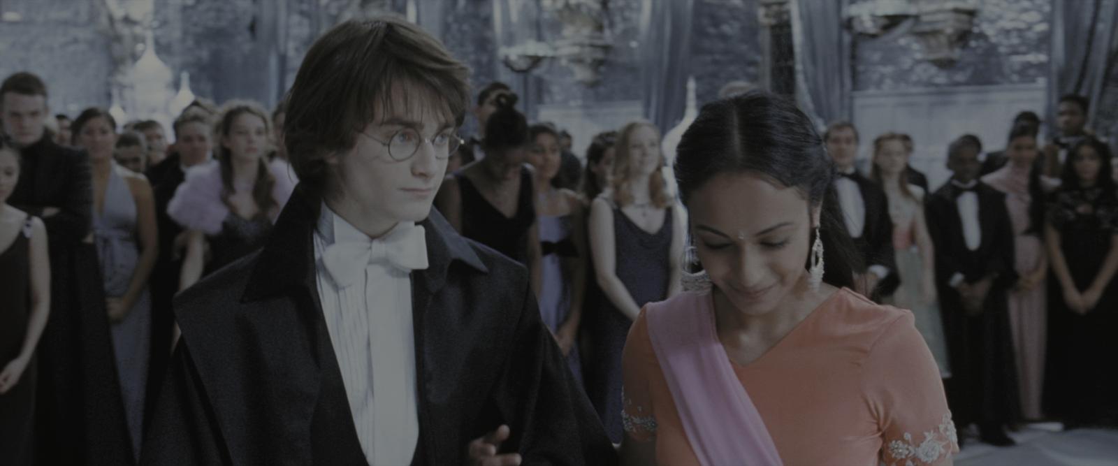 Harry Potter y el Cáliz de Fuego (2005) 4K UHD [HDR] Latino - Castellano - Ingles captura 3