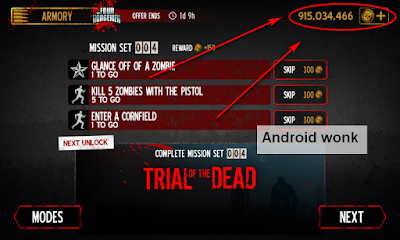 Download Into the Dead MOD Apk (unlimited Gold) for android