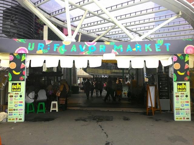 Acara Ur Flavor Market Bersama Blogger Bandung di Trans Studio Mall