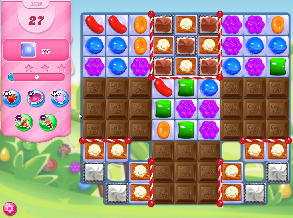 Candy Crush Saga level 3539