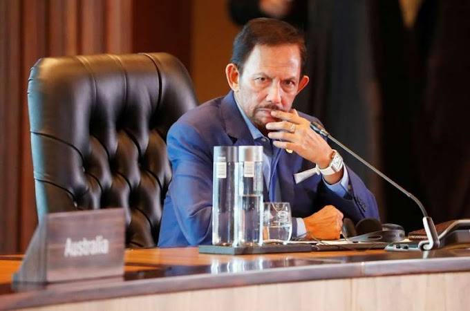 Brunei says it won't enforce gay death penalty after backlash