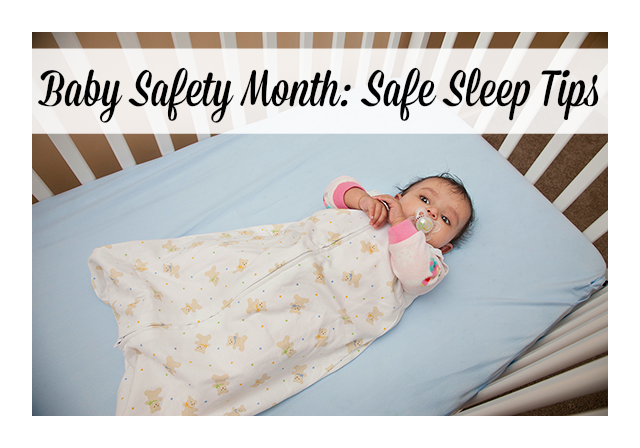 #BabySafetyMonth Safe Sleep Tips from MAM + Giveaway