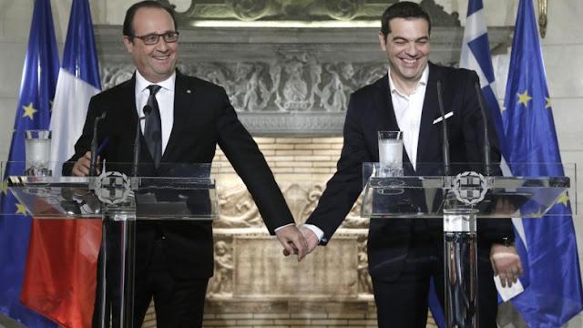 Γεωπολιτικές εξελίξεις, ελληνική ύπνωση