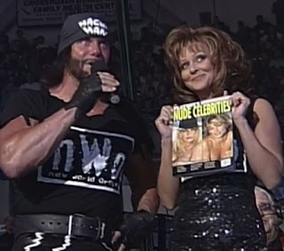 WCW Uncensored 1997 - Randy Savage and Elizabeth