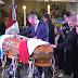VIDEO: El llanto del gobernador cordobés Juan Schiaretti en el velatorio de De la Sota