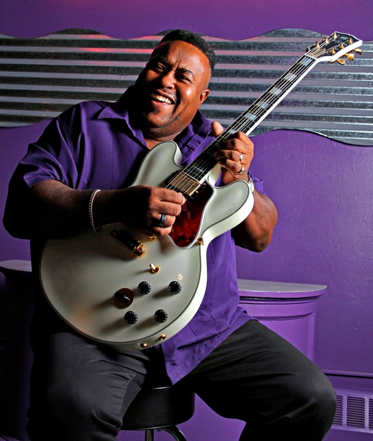 Kenlake Hot August Blues Notes The Delta Hurricane Larry Mccray Headed To Hot August Blues Festival
