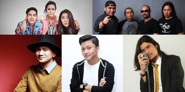 Chart Top 10 Lagu Indonesia Terpopuler