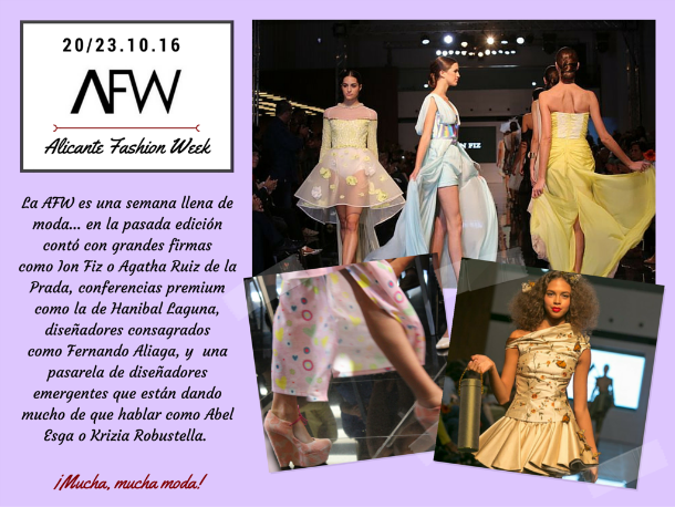 Alicante Fashion Week