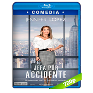 Jefa por accidente (2018) BRRip 720p Audio Dual Latino-Ingles