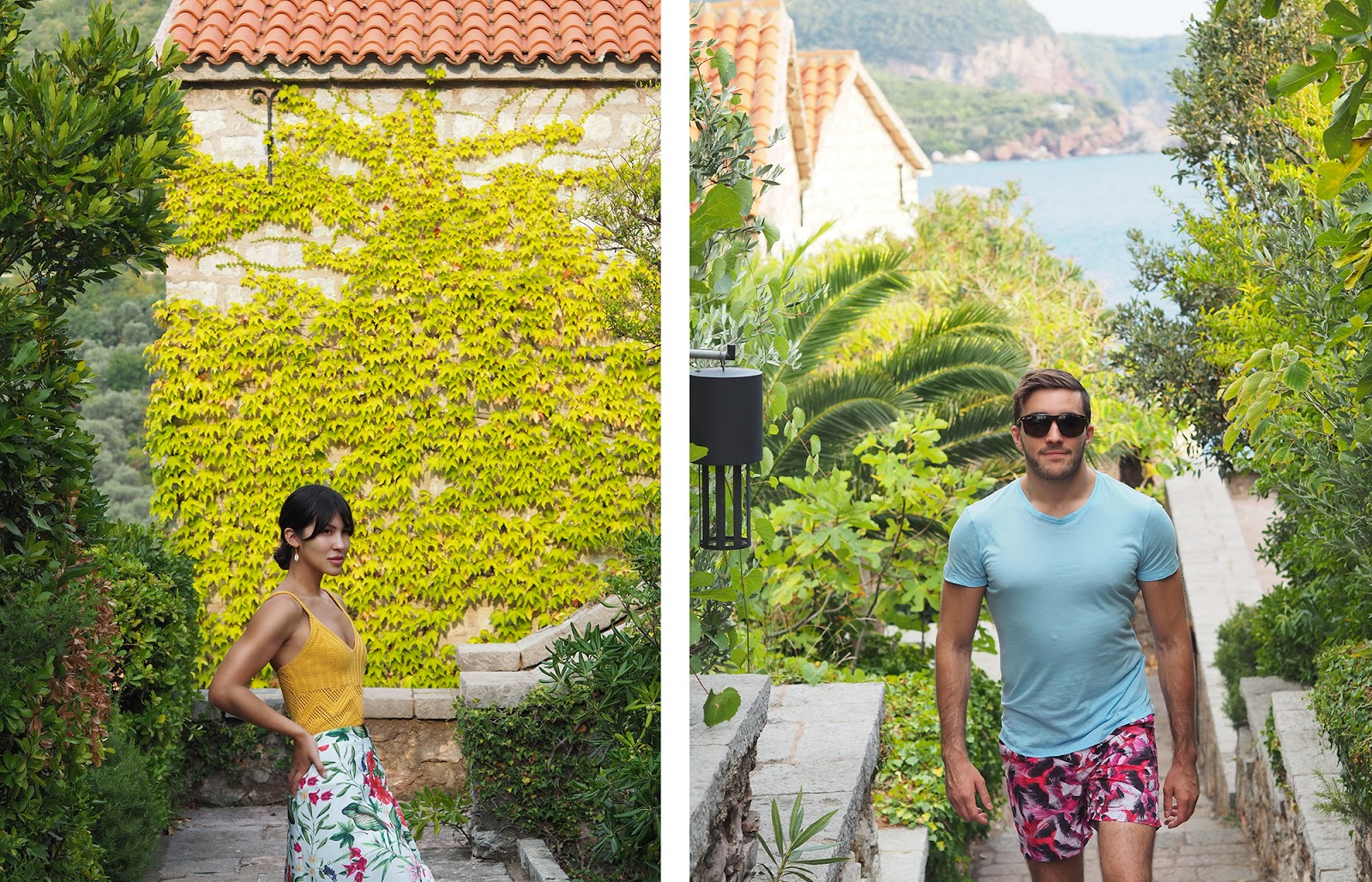 Euriental | luxury travel & style | Aman Sveti Stefan, Montenegro