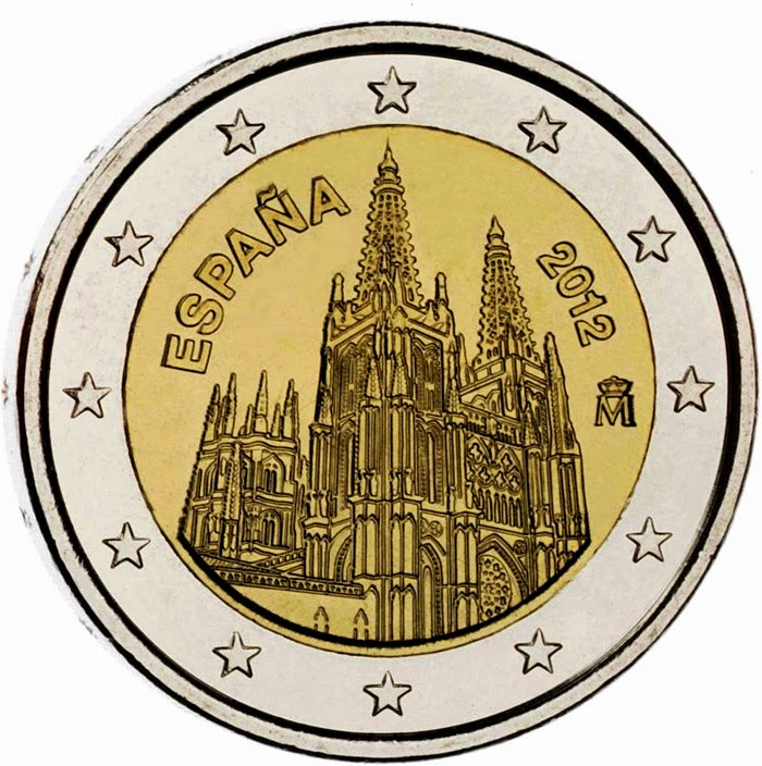 https://www.2eurocommemorativecoins.com/2014/03/2-euro-coins-Spain-2012-Burgos-Cathedral.html