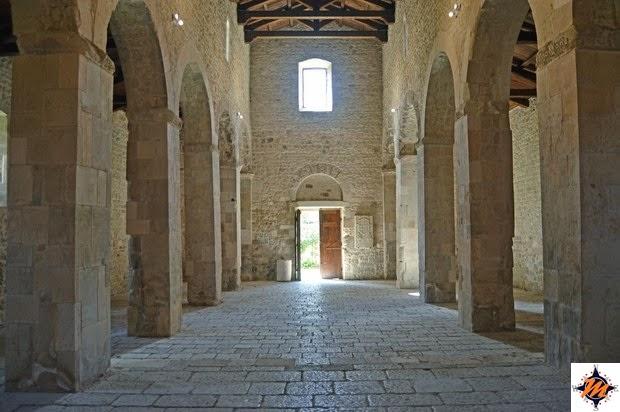 Capestrano, chiesa di San Pietro ad Oratorium