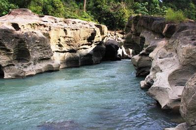 Wisata Alam Kuala Parek Tamiang Surga Dunianya Adventure