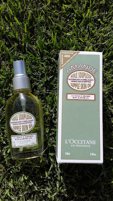 L'Occitane Supple Skin Oil - www.modenmakeup.com