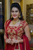 Jenny Honey in Stunning Dark Red Anarkali Dress at Splurge   Divalicious curtain raiser ~ Exclusive Celebrities Galleries 063.JPG
