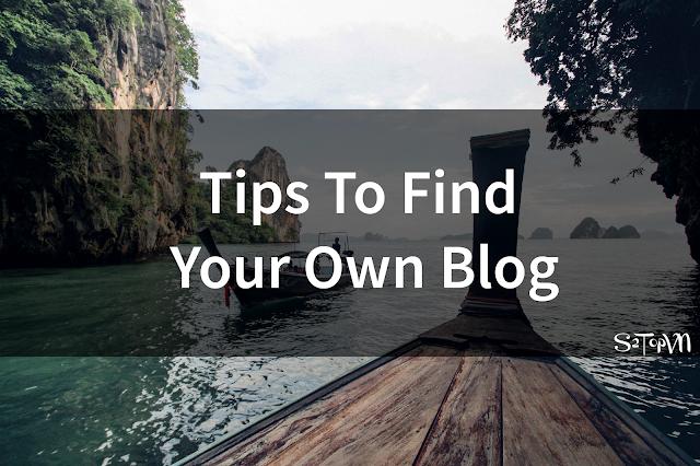 Mẹo để tìm kiếm blog cho riêng bản thân bạn