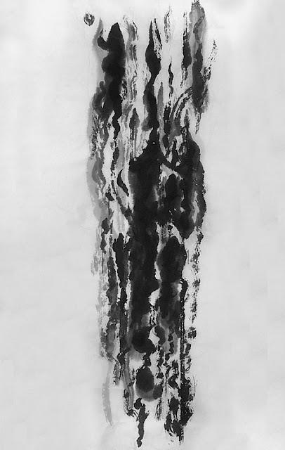 Tuchezeichnung von Eva Imholz-Madi