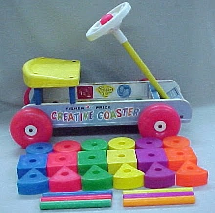 Judy S Vintage Fisher Price Toys Adam And The Fisher