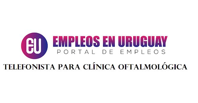 Telefonista para Clínica Oftalmológica