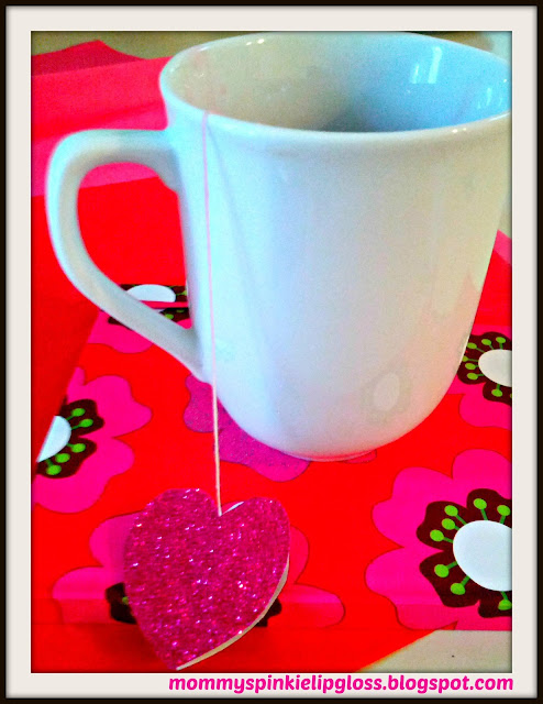 tea bag tags, tags diy, Mother's Day gift ideas
