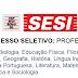 SESI tem Processo Seletivo para Professores (Todas as Disciplinas). Veja como se inscrever!