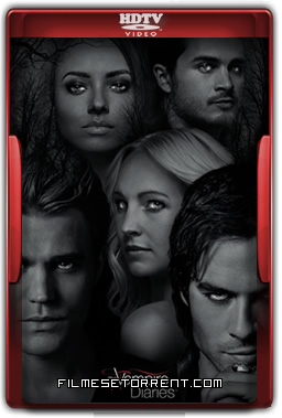The Vampire Diaries 8ª Temporada Legendado Torrent 2016 HDTV 720p 1080p Download