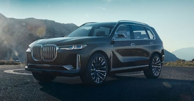 BMW Concept X7 i-Performance , Sebuah Maha Karya Terbaru Dari BMW