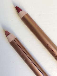 Charlotte Tilbury Lip Cheat pencils close up
