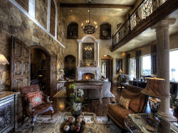 ALL ABOUT DECORATION: Gothic Home Décor