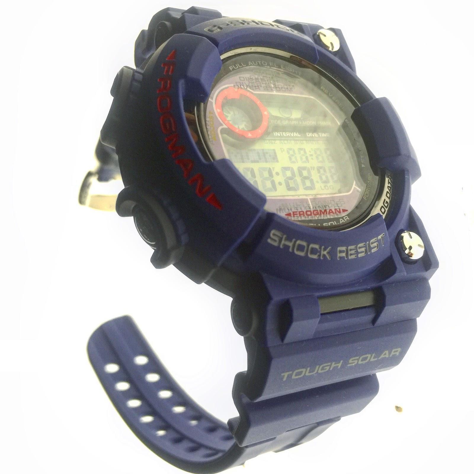 G Shock Collectors Info Basic Gwf 1000nv 2jf Men In Navy Blue Gshock Master