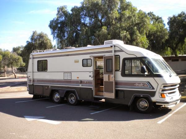 Motorhomes For Sale By Owner >> Used RVs 1988 Holiday Rambler RV for Sale For Sale by Owner
