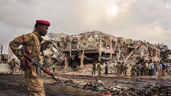 Death toll rises to 276 in Somalia's worst bomb attack with about 300 injured in the capital