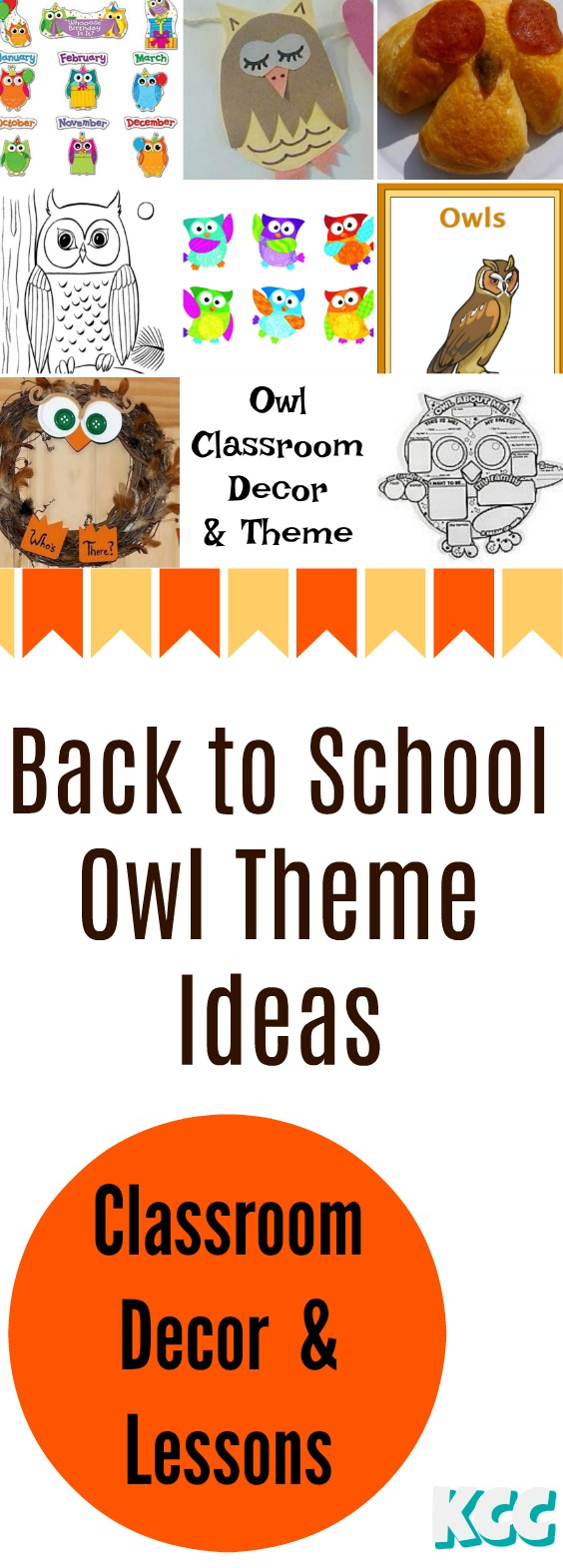 fun owl ideas and themes to decorate your classroom