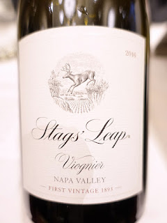 Stags' Leap Winery Viognier 2016 (91 pts)