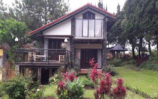 Villa Istana Bunga Lembang Penyewaan Villa Bandung  - Jawa Barat