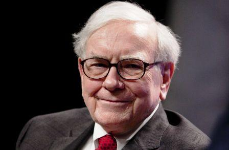 Warren Buffett orang terkaya dunia