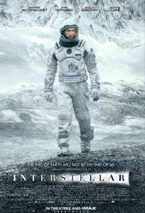Worst to Best: Christopher Nolan: 09. Interstellar