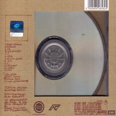 Rock Albüm İndir: Nekropsi - 1998 (2010)