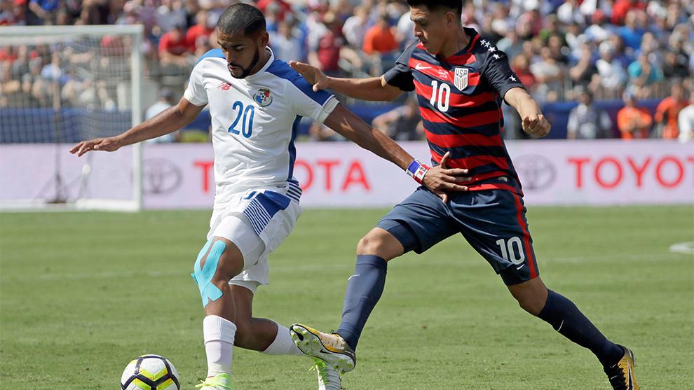 Estados Unidos vs Panamá EN VIVO por la Clasificatorias