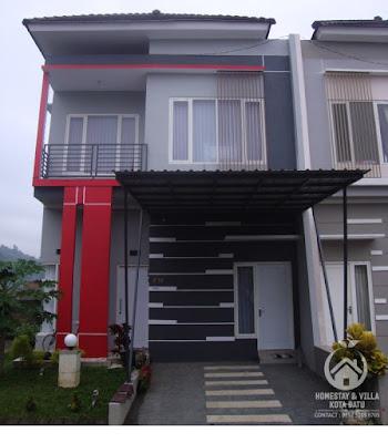 Sewa Villa di Batu Malang